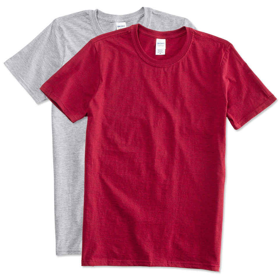 Maroon clipart tshirt – Design Softstyle Online shirts