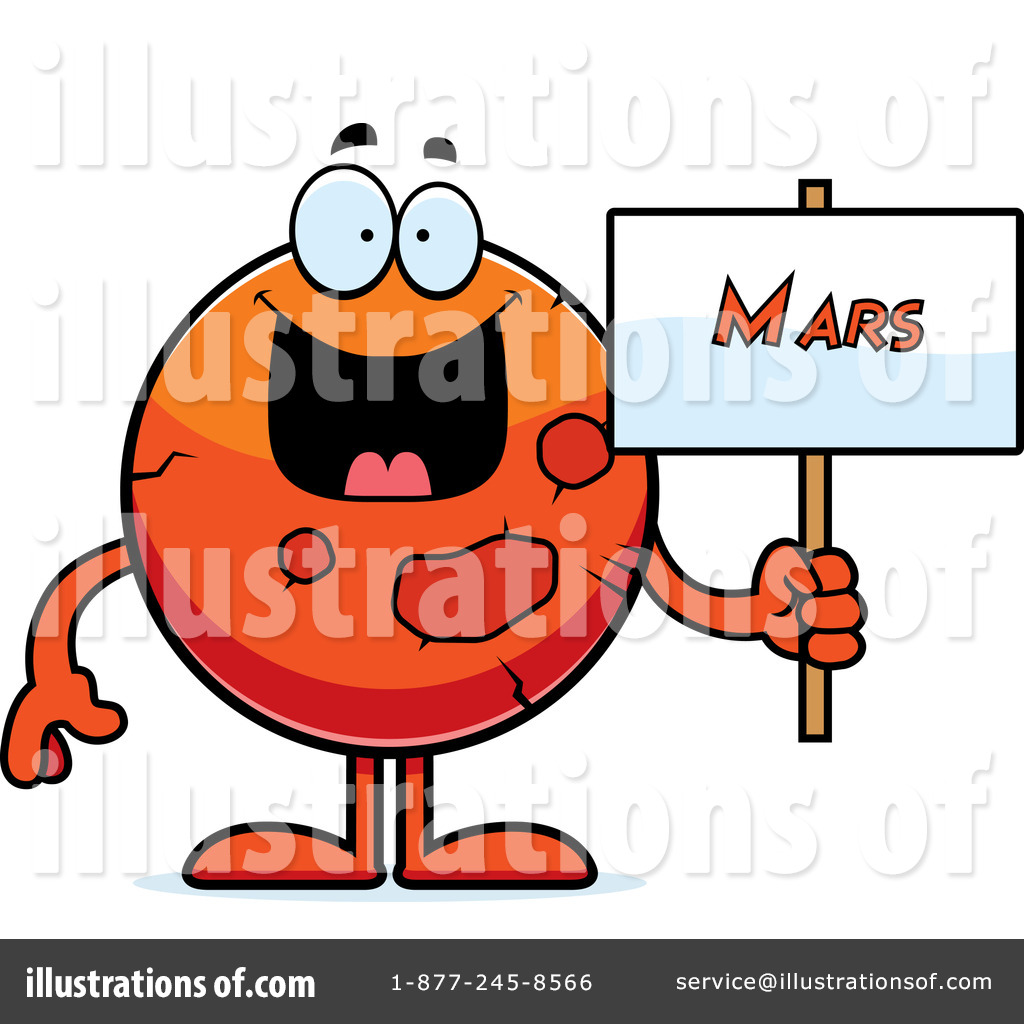 Mars clipart science subject By Free (RF) Cory Illustration