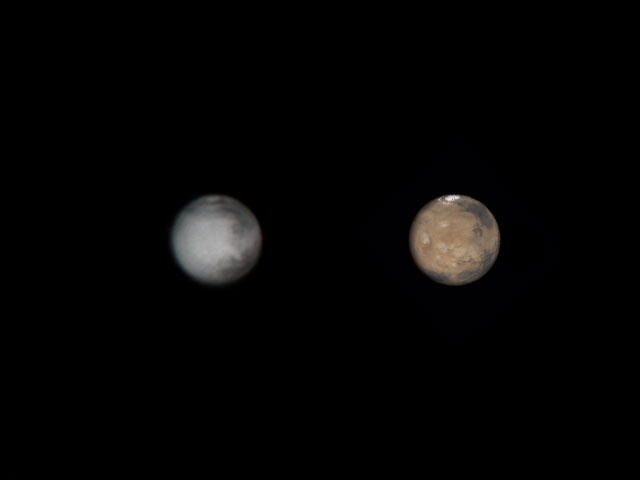 Mars clipart astrophotography 25 and C9 Best imaged