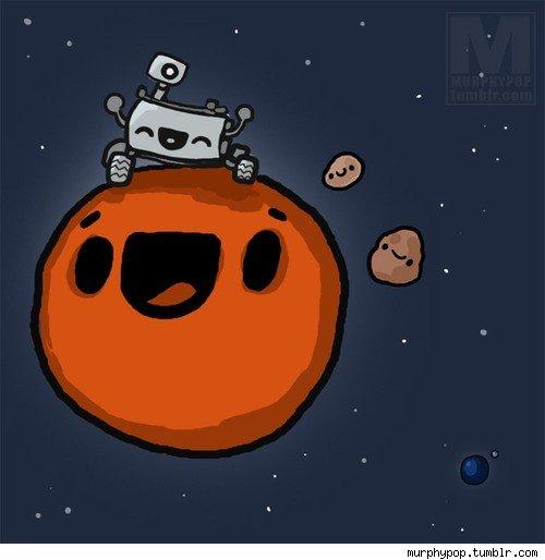 Mars clipart cute The a Meghan Curiosity undeniably