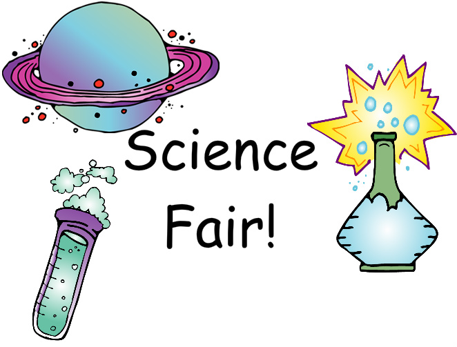 Science clipart science fair #8