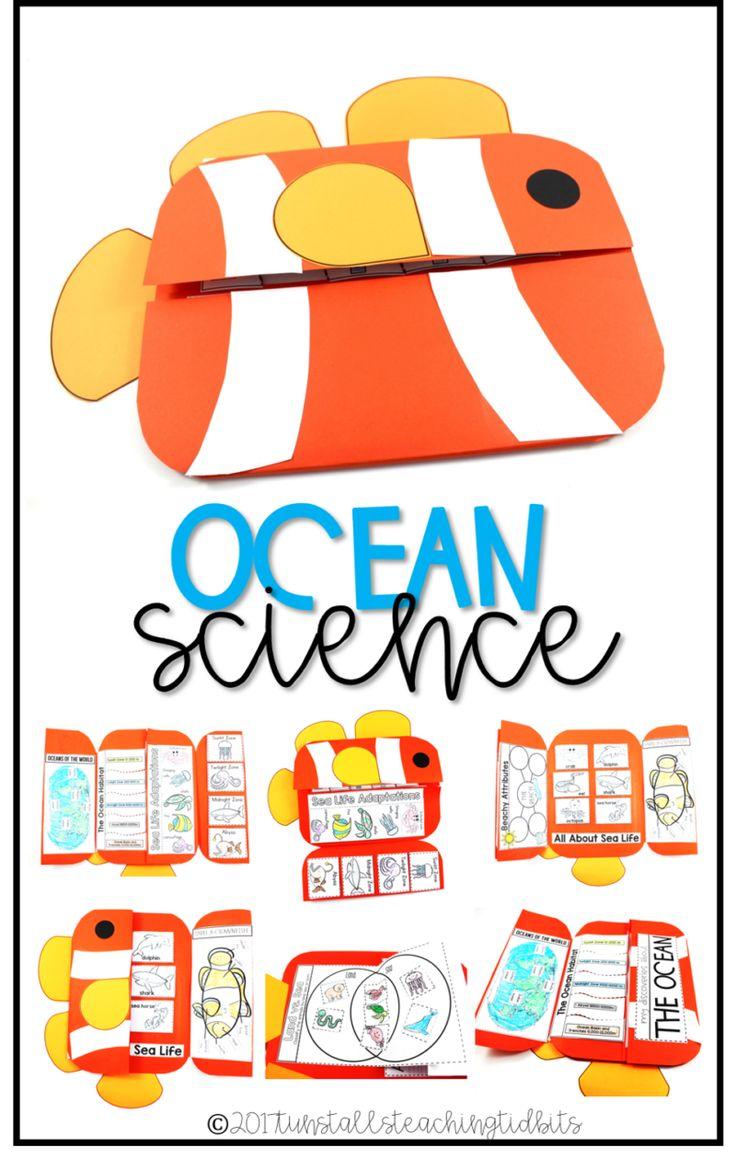 Mars clipart kindergarten science 20+ Ocean Science Pinterest ideas
