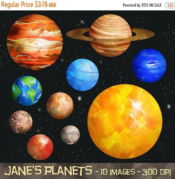 Planets clipart universe Earth Solar Best System on