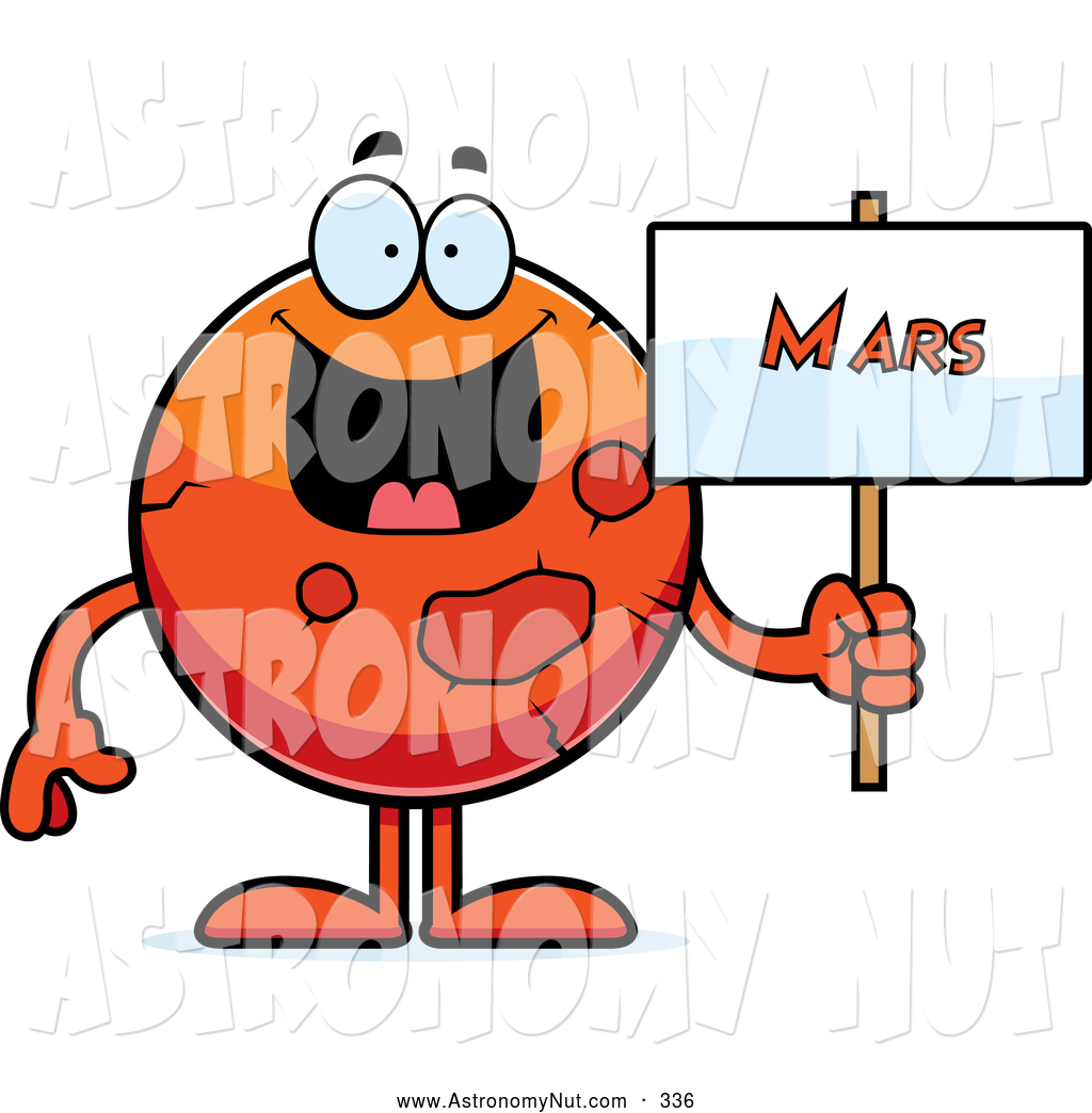 Mars clipart mars planet By Clipart Clipart Sign Planet