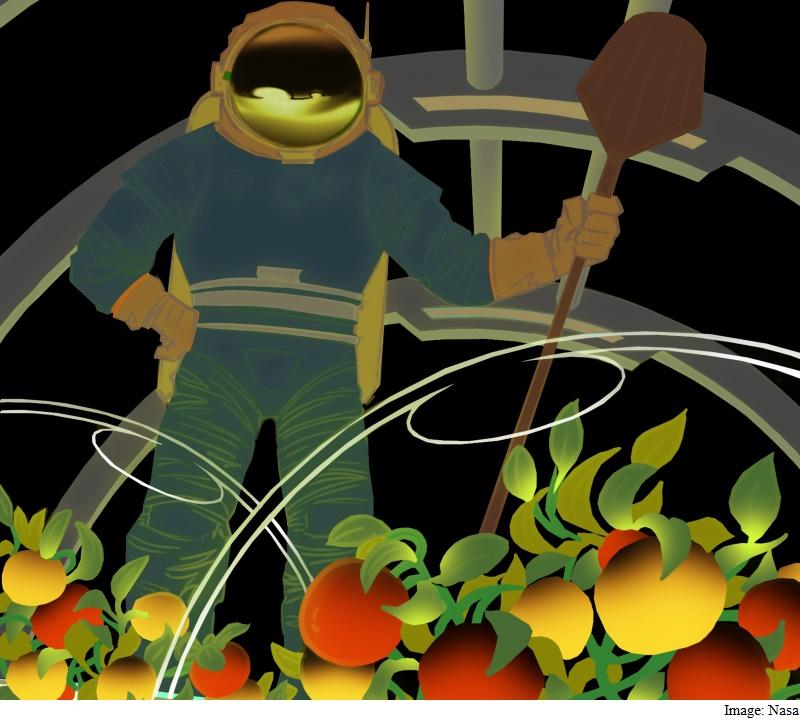 Mars clipart Nasa Teachers Spot Farmers: Teachers