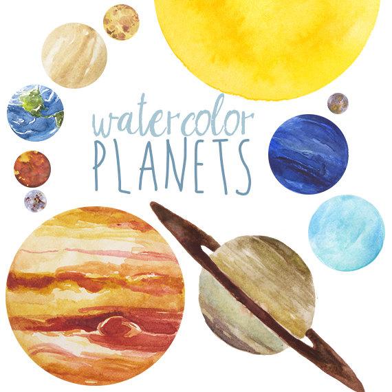 Space clipart universe #7