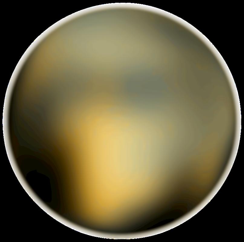 Mars clipart pluto planet Clipart Pluto WikiClipArt planet clipartfest