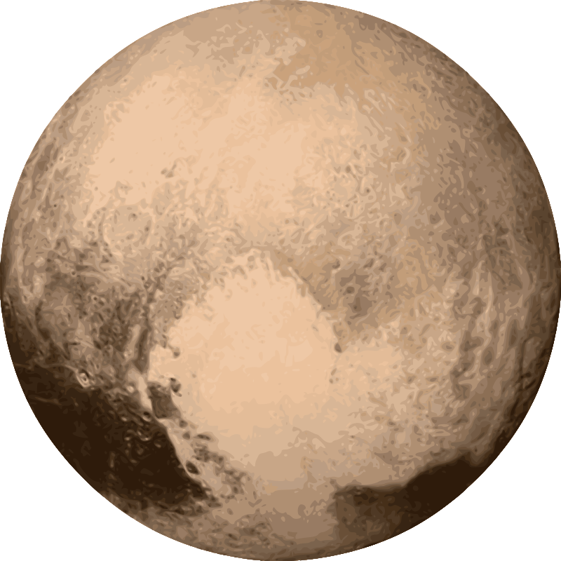 Mars clipart pluto planet Domain Public Use Free to