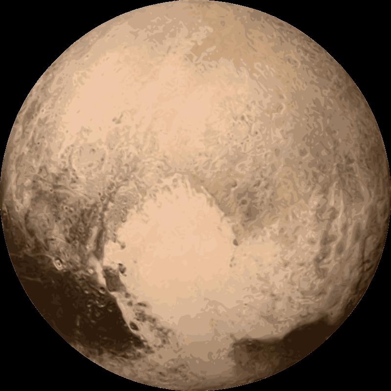 Mars clipart pluto planet Domain & Clip Public Planets