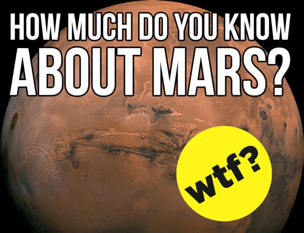 Mars clipart science quiz Share Can You Share Mars
