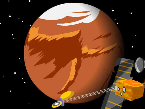 Mars clipart science quiz BrainPOP  Quiz Mars