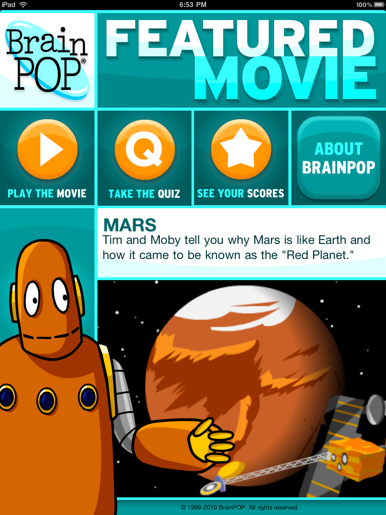 Mars clipart science quiz Science Music Site for &