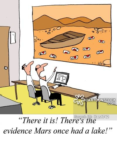 Mars clipart scince And Scientific cartoon Cartoons from