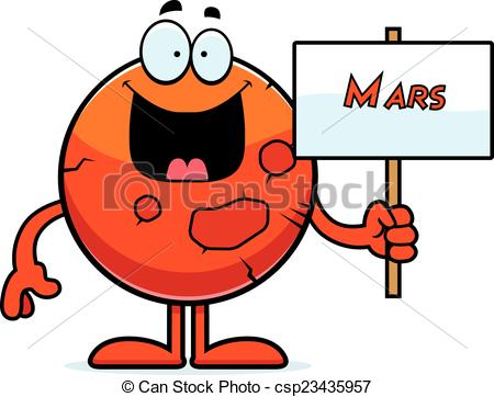 Mars clipart scince Curiosity Science cliparts Funny Mars