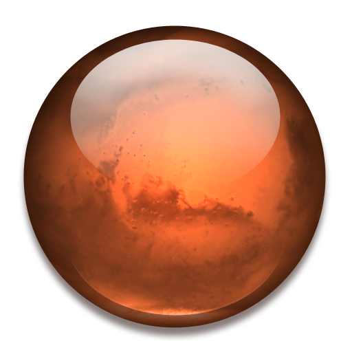 Mars clipart solar system Is fourth the BamWeather Mars