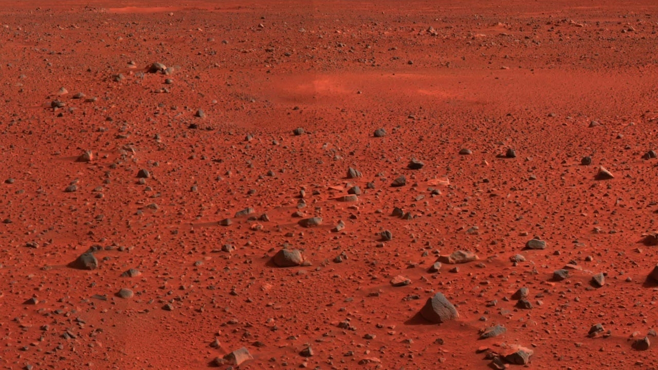 Mars clipart surface Art Free Clip Art on