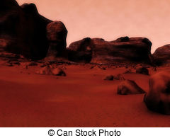 Mars clipart surface Illustrations Stock illustration mars Mars