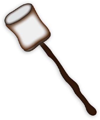 Roast clipart roasting marshmallow Clipart Panda Campfire flap%20clipart Free