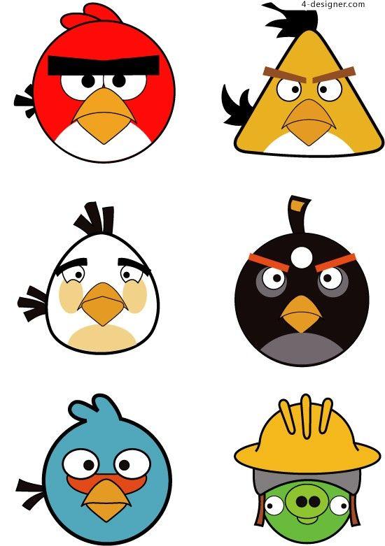Birthday clipart angry bird Best 25+ ideas on clipart