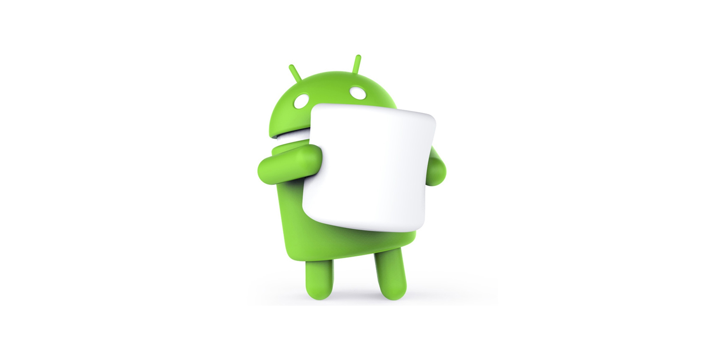 Marshmellow clipart big Android head IT to Marshmallow