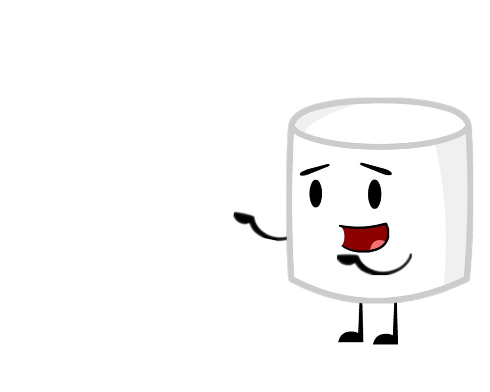 Marshmellow clipart cartoon Free Art on  Art