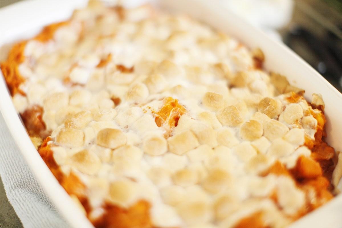 Marshmellow clipart sweet Marshmallows Potato Candied Casserole Sweet