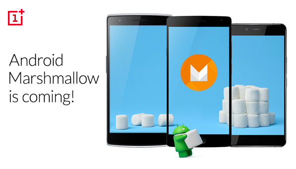 Marshmellow clipart two Coming  DailyTech OnePlus Android