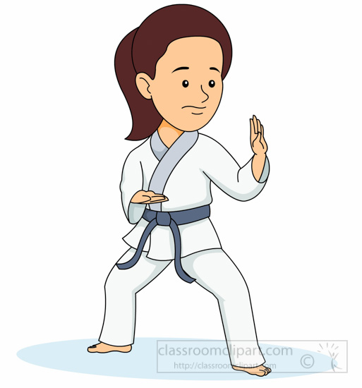 Martial Arts clipart #11