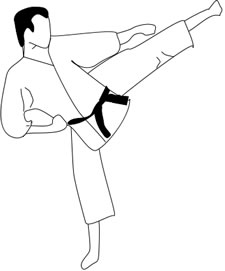 Martial Arts clipart #15