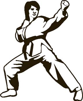 Martial Arts clipart #13