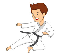 Martial Arts clipart #1