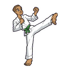 Martial Arts clipart animated Martial Arts