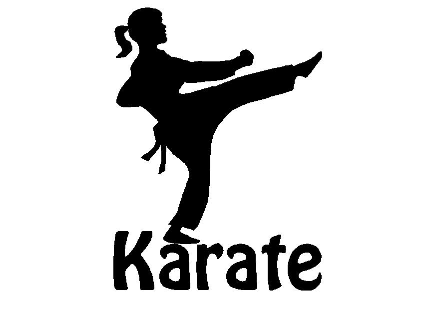 Martial Arts clipart cartoon Free Clip spirit Free decals