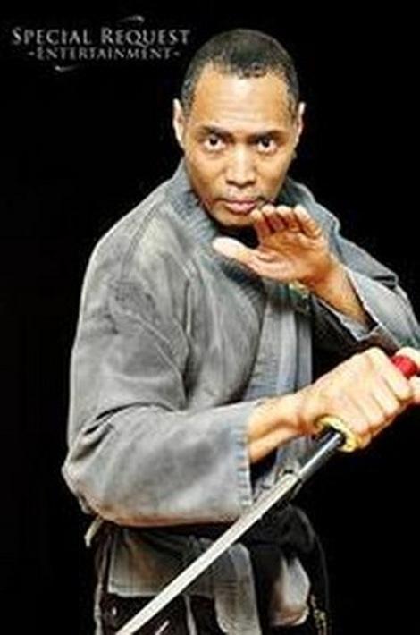 Martial Arts clipart famous person World Hoffman Grandmasters International nine