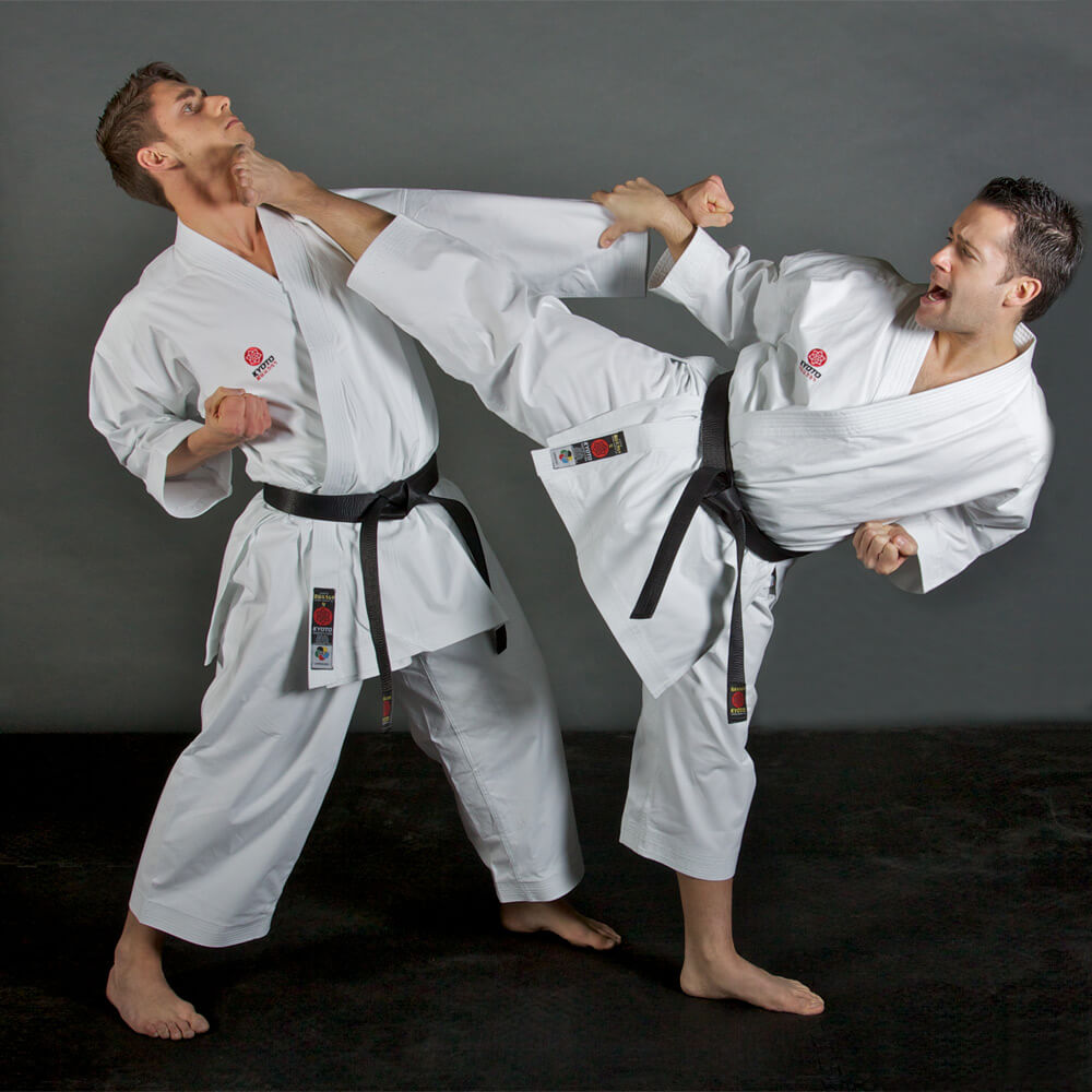 Martial Arts clipart famous person Discover Karate Twin karate World