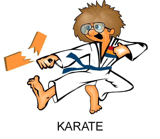 Martial Arts clipart karate chop Chop Cliparts Karate Zone Clipart