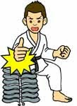 Martial Arts clipart karate chop Karate through Personals Art Martial