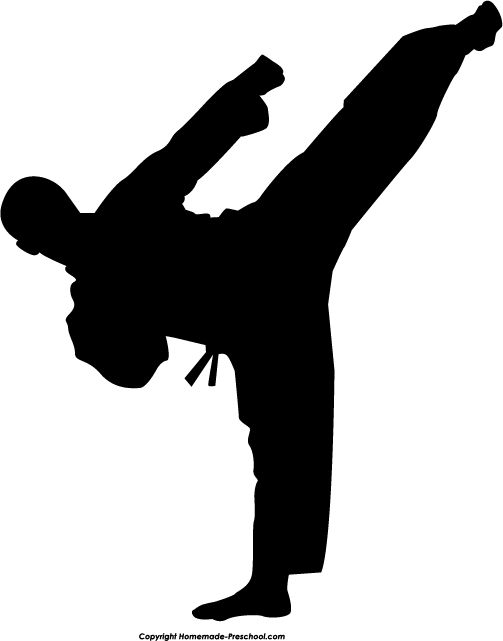Martial Arts clipart karate chop About on  Pinterest best