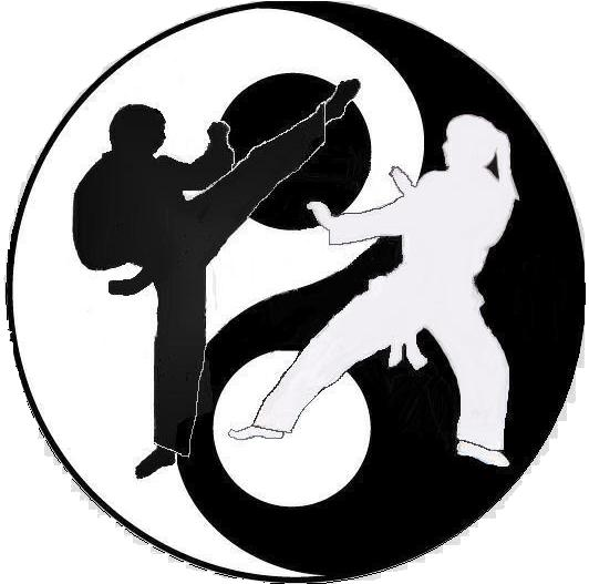 Martial Arts clipart marsal Art Clip and with body