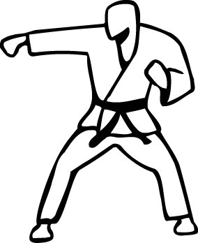 Martial Arts clipart marsal Martial (73+) Clipart art Arts