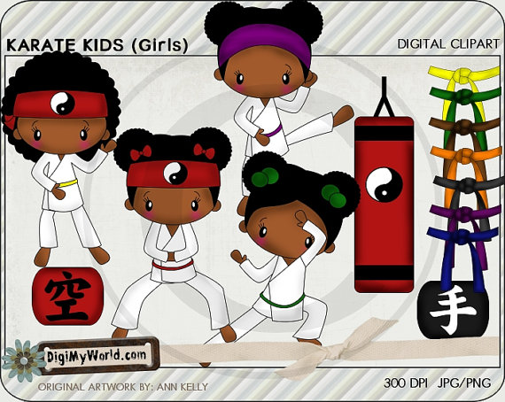Martial Arts clipart fighting position Tae arts and martial scrapbooking