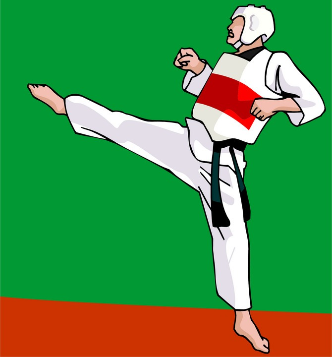 Martial Arts clipart santa Karate Art Arts Free Clip