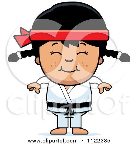 Martial Arts clipart sensei Karate Happy Cory Girl Asian