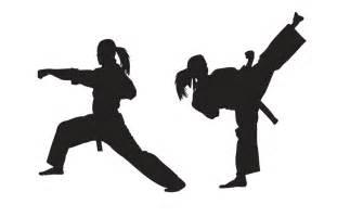 Martial Arts clipart taekwondo kicks More like martial Art Karate
