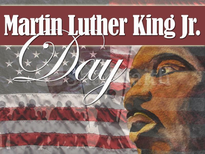 Holydays clipart martin luther king jr 2014 King – Art Art