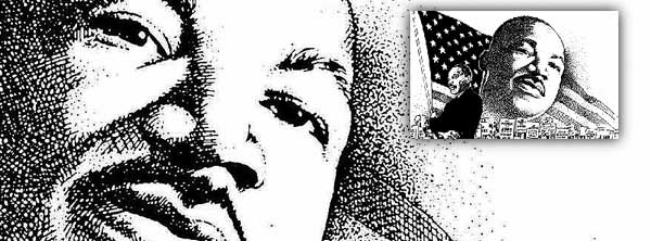 Martin Luther King clipart Martin Luther King Art Martin King Design Luther art