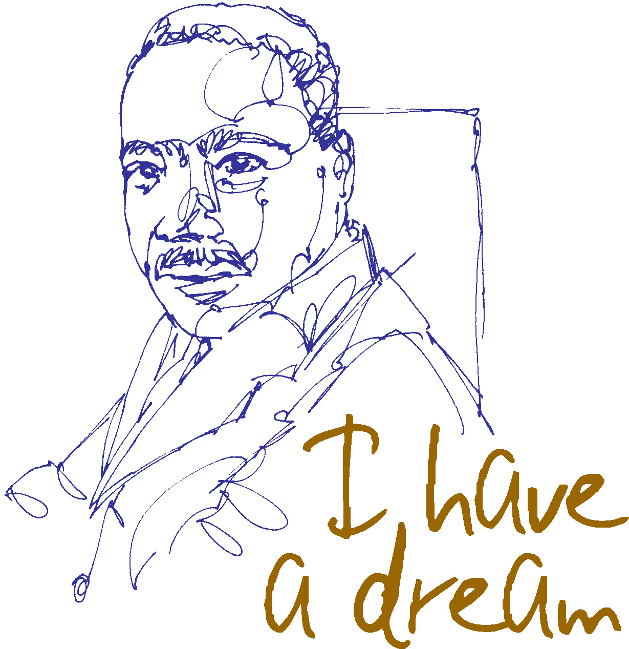 Martin Luther King clipart Martin Luther King Coloring Page Martin Lesson Coloring Luther