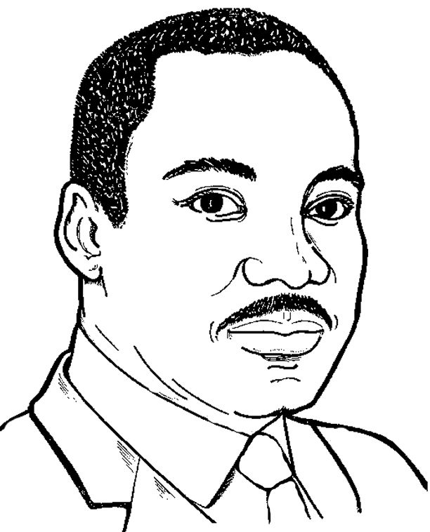Saying clipart martin luther king #8