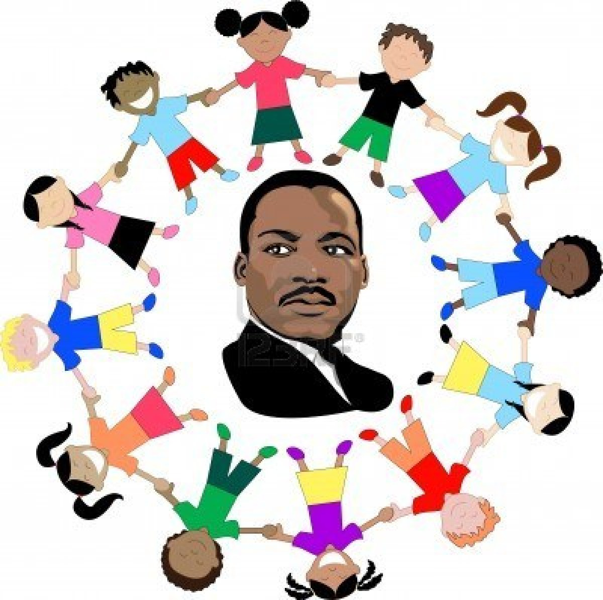 Martin Luther King clipart Martin Luther King Jr Silhouette Printable Panda %20Jr Martin%20Luther%20King King