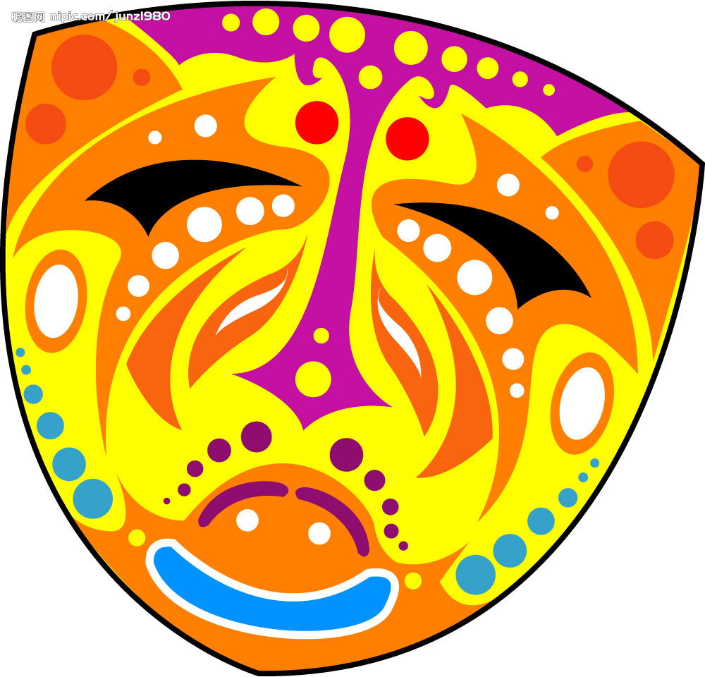 Mask clipart Free Clipart Images Panda Art